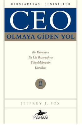 Jeffrey Fox, son yılların en çok satan ve en çok taklit edilen iş kitaplarından CEO Olmaya Giden Yol'da, kuşak farkı gözetmeksizin, içinde bir CEO olabilme hırsı barındıran ve ön sıraları hedefleyen herkes için tüm bunların cevabını veriyor.