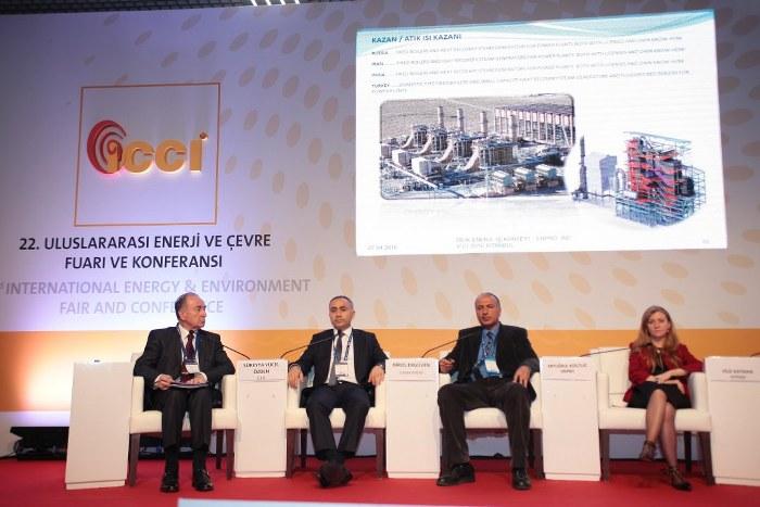 Fuar, konferans ve ikili iş görüşmelerini tek çatı altında buluşturan ICCI 2017, enerji sektörünün önemli bir değişimin eşiğinde olduğu günümüzde yenilikler hakkında bilgi sağlayan bir platform olma misyonuna da sahip..