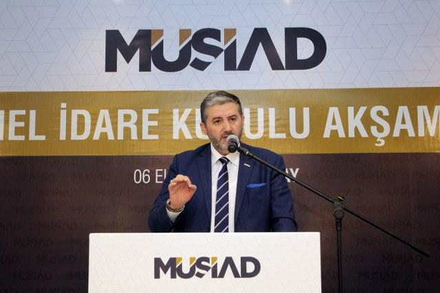 Müstakil Sanayici ve İşadamları Derneği (MÜSİAD), ana partnerliğini üstlendiği 2. Expo Turkey by Qatar'la Katar'a çıkarma yapmaya hazırlanıyor.