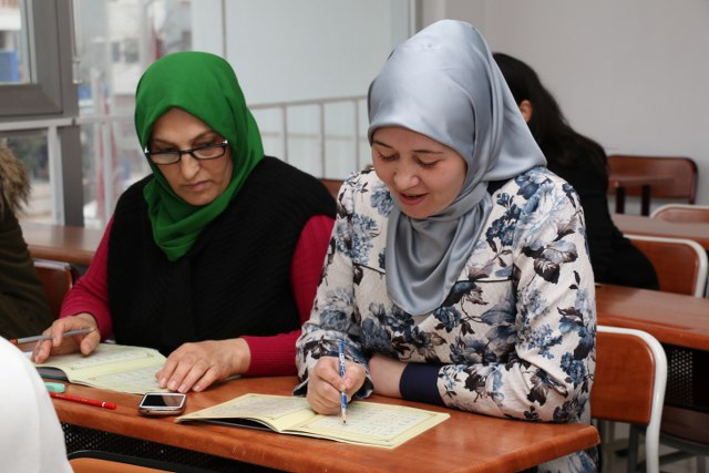 Natalia Akan, Rusya'dan Türkiye'ye, Hıristiyanlıktan Müslümanlığa uzanan hayat hikayesini şöyle anlattı.