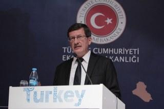 Türkiye İhracatçıları Meclisi Başkanı Mehmet Büyükekşi, hedef pazarlarda Türk Ticaret Merkezleri (TTM) açılışlarının devam ettiğini, Moskova TTM'nin yıl sonunda faaliyete geçeceğini söyledi.