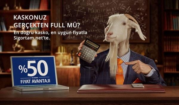 Sigortam.net CEO'su Tahsin Gürdoğan.