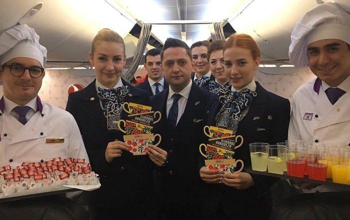 Türk Hava Yolları Ekaterinburg ve Ufa'dan sonra Rusya'daki yeni uçuş noktası Voronej'e düzenleyeceği seferler; Salı, Perşembe ve Cumartesi günleri olmak üzere haftada 3 gün karşılıklı olarak icra edilecek.