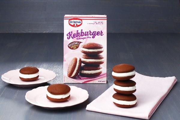 Dr. Oetker Kekburger'i hazırlamak çok pratik ve eğlenceli. Dr. Oetker Kekburger ile artık mutfaklarda son sözü küçük şefler söyleyecek.