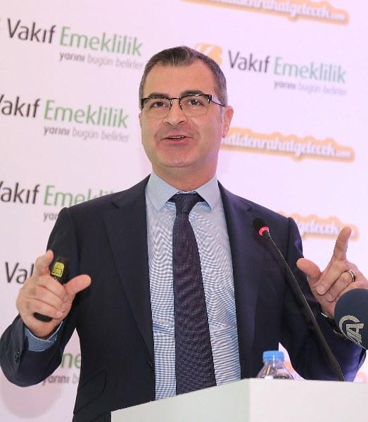 Türkiye'nin önde gelen emeklilik şirketlerinden ve bir Vakıf Bank iştiraki olan Vakıf Emeklilik, katılımcılarının emeklilik dönemlerinde yanında olurken, bugün de onları yalnız bırakmıyor.